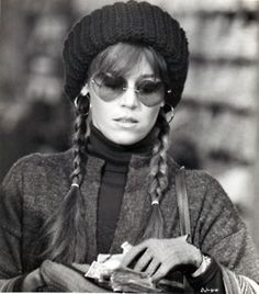 """Meet the extraordinary  versatile actress, Jane Fonda. Known for her role in """"Klute"""" as the prostitute, Bree Daniels. She got her first Oscar Best Actress Award in that movie which was followed by another Academy Award for """"Coming Home."""" Her 17 million sales of """"Jane Fonda's Workout Video"""" remains unbeatable. An activist, Jane co-founded Women's Media Center. """"In order to know where I was going, I need to know where I'd been"""". Jane Fonda http://www.thextraordinary.org/jane-fonda"""