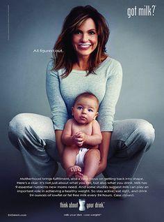 Mariska Hargitay with her baby boy August Got Milk Ads, Olivia Benson, Mariska Hargitay, Law And Order, Beautiful Family, Beautiful People, Cloth Diapers, New Moms, Role Models