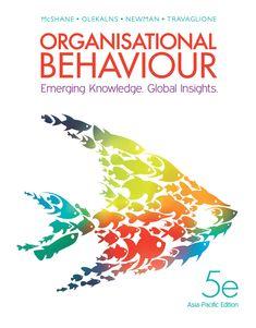 Organisational Behaviour | McGraw-Hill Organizational Behavior, Mcgraw Hill, Insight, Knowledge, Cover, Creative, Consciousness, Blanket