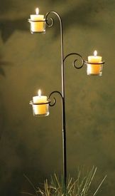 Exceptional Garden Candles | Candle Chandelier Outdoor U2013 Home Garden U2013 By Schonbek U2013  Compare | Garden Ideas | Pinterest | Gardens, Chandeliers And Home