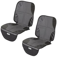 Summer Infant DuoMat for Car Seat, Black - 2 Count (doesn't have to be these exact ones