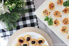 These mini lasagna bites are the perfect appetizer for a party! Also sharing 5 easy party hacks to save time + money when hosting! Lasagna Bites, Mini Lasagna, Cheese Spaghetti, Spaghetti Sauce, Wonton Appetizers, Phyllo Dough, Party Hacks, Marinara Sauce, Ethnic Recipes