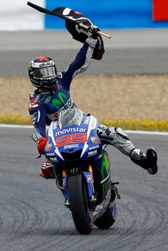 Jorge Lorenzo Winner Jerez 2015