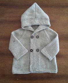 Latte Baby Jacket by 2much2luv, via Flickr