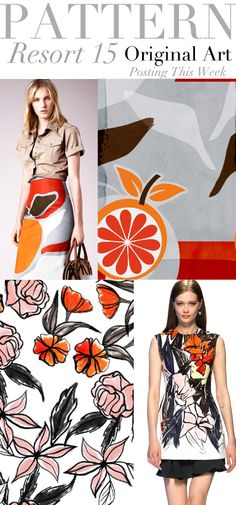 TREND COUNCIL RESORT 2015- PATTERN DIRECTION