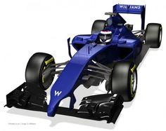 Williams FW36 2014 http://www.auto-lifestyle.com/presentation-formule-1-2014/