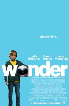 Official featurette for Wonder starring Julia Roberts, Owen Wilson and the remarkable young actor Jacob Tremblay as Auggie as a boy with a craniofacial disfigurement. Some people who live with the condition cry foul.