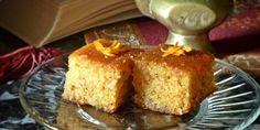 Marokanski kolač od badema i naranče (Sophie Dudemaine)