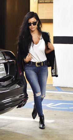 OK, Kourtney Kardashian Seriously Looks Amazing via @WhoWhatWearAU