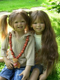 2598042271_1ea7ca7d2c_b | Flickr - Photo Sharing! Annette Himstedt dolls