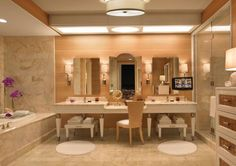 Wynn Spa Suite bathroom..!! Best shower ever..!!