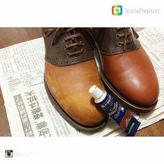 #repost @jpn___17 #saphir #renovating #cream #renovatingcream #renovation #leathercare #leathers #leatherdyes #colors #shoestagram #shoeporn #multirenowacja #multirenowacjapl #shoelover #shoeslover #shoecare #schuhe #schuhen #shoesformen #menfashion #menstyle #menstyles #gentlemen #fashion #style