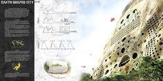Mountain City- eVolo   Architecture Magazine