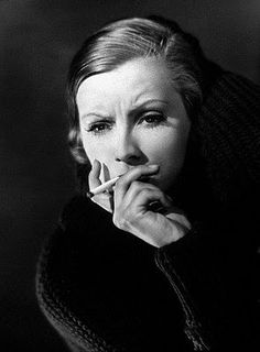 Greta Garbo: