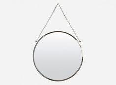 Bolina Round Mirror