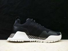 2ee8b3f20318 Men s and Women s adidas AF 1.4 Primeknit Black Vintage White Shoes BY9395  Outlet