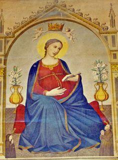Madonna del Parto, Fiesole