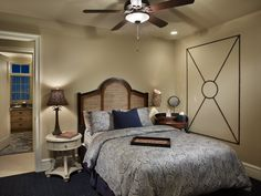 JABZ used to create a Nautical Design in a Guest Room.