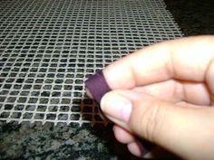 Tapete amarradinho – Passo-a-passo | Phi made