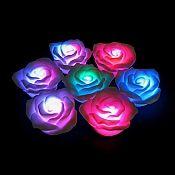 LED Floating Rose | Light Up Floating Rose | Lighted Floating Roses | Glowsource
