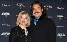 wife of business tycoon Shahid Khan aka Shad Khan, the Pakistani billionaire proud owner of the Jacksonville Jaguars and the British soccer team Fulham F. and the automotive manufacturing company Pakistan Today, Fulham Fc, Shahid Khan, Jacksonville Jaguars, Beautiful Wife, Pakistani Actress, Wife And Girlfriend, Billionaire, Ann