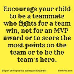 youth sports www.jbmthinks.com