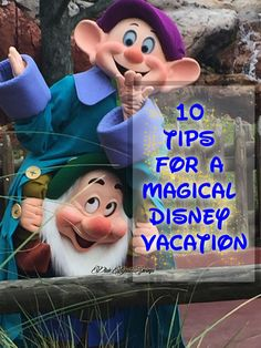 10 Tips for a Magical Disney Vacation, Walt Disney World, Travel Tips