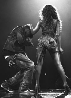 Beyonce & Jay Z  Most favorite couple!!