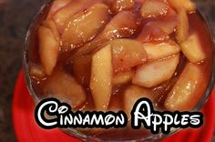 The Disney Diner: Cinnamon Apples Recipe (and video) from Whispering Canyon Cafe (Wilderness Lodge)