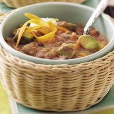Black Bean Corn Chowder Recipe