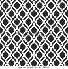 Find Abstract Geometric Pattern Seamless Vector Background stock images in HD and millions of other royalty-free stock photos, illustrations and vectors in the Shutterstock collection. Wall Paint Patterns, Painting Patterns, Pattern Art, Pattern Design, Paisley Pattern, Geometric Coloring Pages, Black And White Art Drawing, Plasma Cutter Art, Aztec Decor