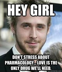 If only pharmacology was this easy...