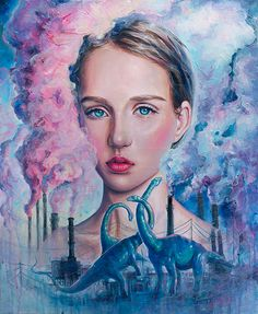 Titanium Dream by TanyaShatseva.deviantart.com on @DeviantArt