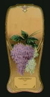 Image result for vintage perfume labels