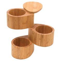 Jakarta Bamboo Spice Box