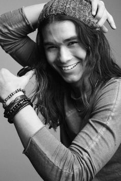 ((FC; Booboo Stewart)) Hey! I'm Jay, I play Tarzan at Disney world. I'm 17 and single. I act and sing. introduce?