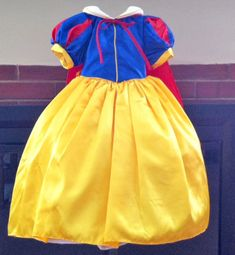 Snow White Dress by CnL4Etsy on Etsy, $70.00