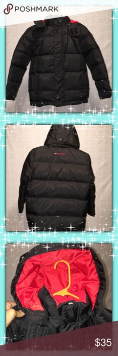 Worn twice. Washed once. Excellent Condition!! Great Jacket. Excellent Condition. Tommy Hilfiger Jackets & Coats Puffers
