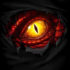 """Dragon's Eye"" design for t-shirts,sweatshirts, phone cases. http://www.designbyhumans.com/s…/t-shirt/dragons-eye/195454/"
