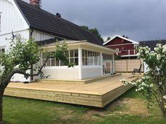Outdoor Living, Outdoor Decor, Conservatory, Sunroom, Craftsman, Terrazzo, Porch, Deck, Cabin