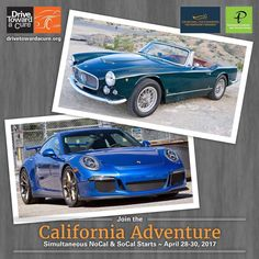 Motor'n | DRIVE TOWARD A CURE CHARITY RALLY BOOSTS ITS #2DRIVES1CAUSE OFFERING ADDING 1-DAY PASO ROBLES OPTION
