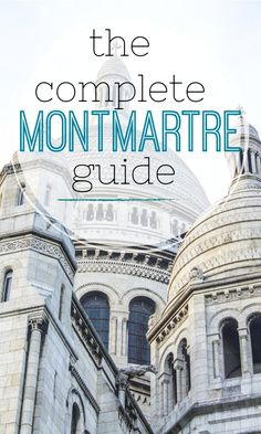 Visit Montmartre ✔ with our guide and be ready to know the best things to do in Montmartre. Find the nicest Hotels and Restaurants, know all the secret attractions of Montmartre and also don't miss out on the top things to do. Explore Montmartre off the beaten track ✔