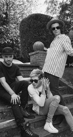 Grupo One Direction, One Direction Images, One Direction Wallpaper, One Direction Humor, I Love One Direction, One Direction Photoshoot, Liam Payne, Zayn Malik, Estilo Do Harry Styles