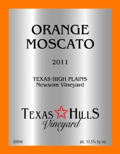 2011 Texas Hills Vineyard Orange Moscato 500 mL *** Visit the image link more details. (This is an affiliate link) Sauvignon Blanc, Cabernet Sauvignon, Types Of Wine, Three Words, Pinot Noir, White Wine, Gourmet Recipes, Wines, Vineyard