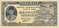 Gambar Uang Rupiah Money Notes, Old Money, Nostalgia, History, Banknote, Stickers, Facebook, Lifestyle, Photography