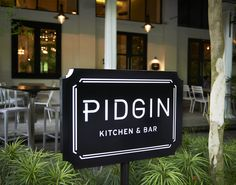 Pidgin on Dempsey Road Flip Clock, Singapore, Bar, Kitchen, Home Decor, Cooking, Decoration Home, Room Decor, Kitchens