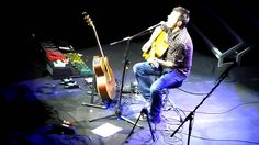 Me live at The Royal Albert Hall, supporting guitar legend Steve Hackett