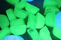Glow in the dark ice! and other water activities.  Dilute yellow highlighter in water and use black light. fun for sleepovers