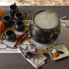 Cauldron Mugs,  so cute!
