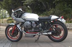 Moto Guzzi by Ritmo Sereno (Japan)
